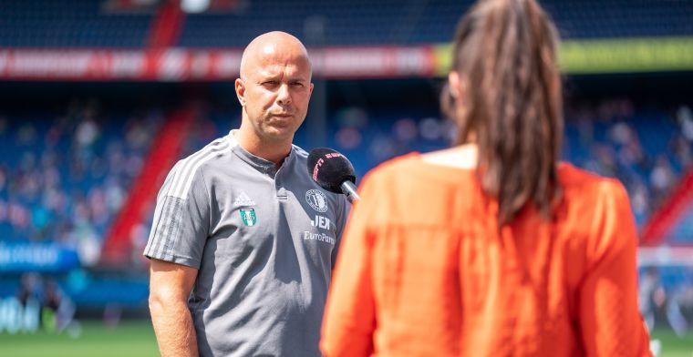 Slot bevestigt aanstaande Feyenoord-transfer: 'Het zit in de afrondende fase'