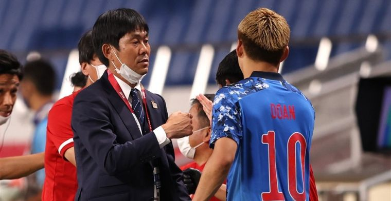 Doan bewijst gelijk van PSV-trainer Schmidt en neemt Japanners bij de hand