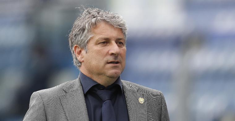 Brood bevestigt aanstaande Vejinovic-deal en hoopt op 'Schalke-doelwit' Verheydt