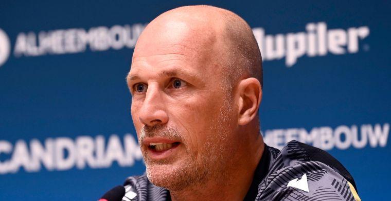 """Clement: """"Niemand vindt het nog leuk dat Club Brugge kampioen speelt"""
