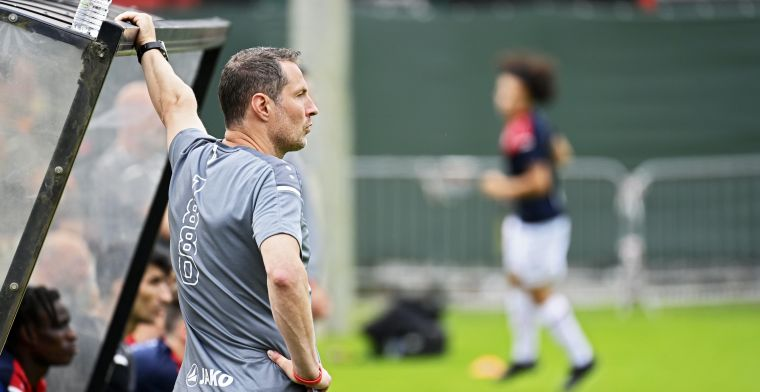 Live-discussie: KV Mechelen ontvangt vernieuwd Antwerp van Priske
