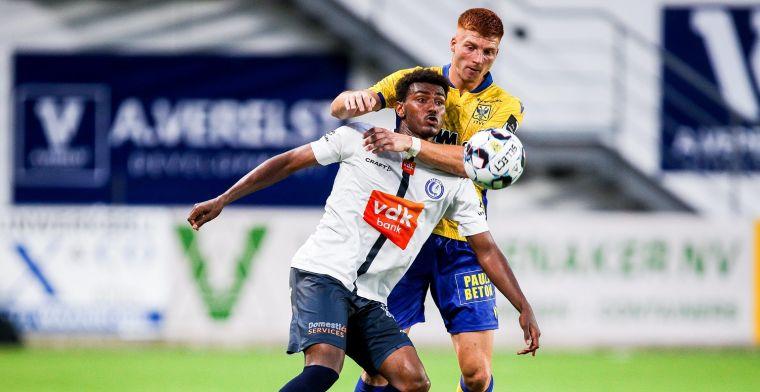 Het kan niet op, ook KAA Gent verliest op openingsspeeldag