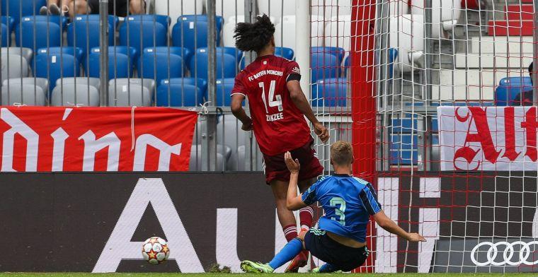 Buitenspel: Zirkzee haalt dag na Ajax-misser Instagram-posts offline