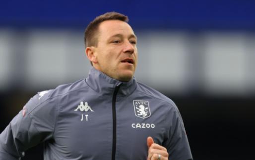 Afbeelding: Terry verrast en verlaat Villa Park per direct: