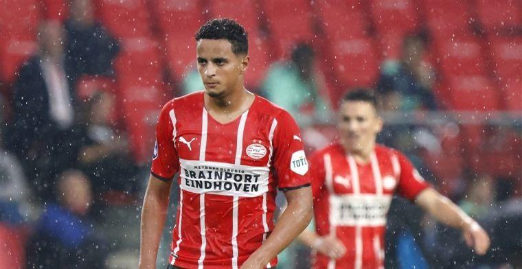 PSV neemt Ihattaren en Rosario niet mee naar Istanbul voor return tegen 'Gala'