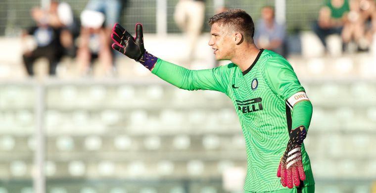 Volendam bereikt akkoord met Inter en haalt zoon Dejan Stankovic naar Nederland