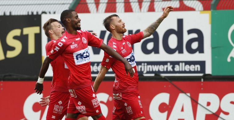 Chevalier leeft op bij KV Kortrijk: Hij kan meer dan 20 keer scoren