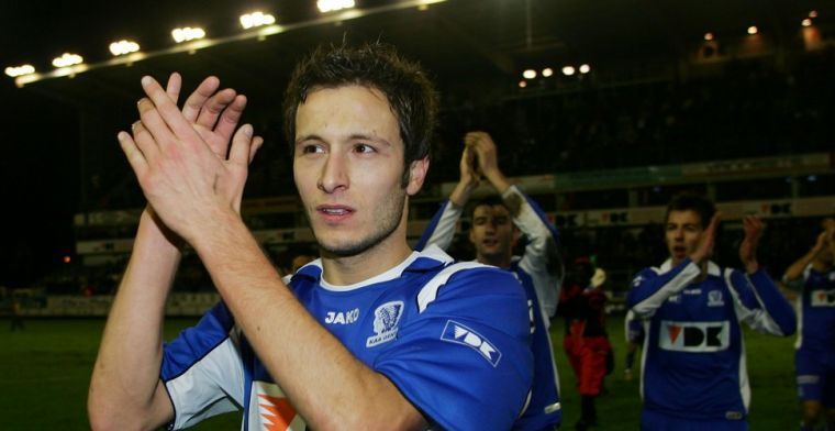 'Virton stelt Gregoire (ex-Anderlecht, KAA Gent) aan als nieuwe trainer'
