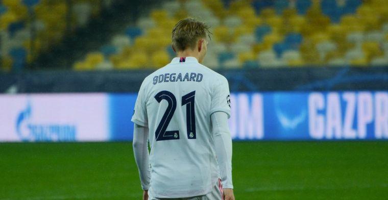 Jovic en Odegaard gekielhaald na nederlaag Real: 'Word wakker, macho'