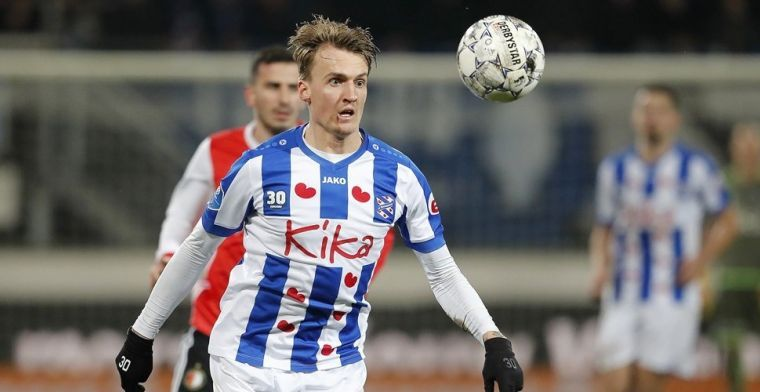 Update: Heerenveen zwaait Espejord voor de derde keer uit