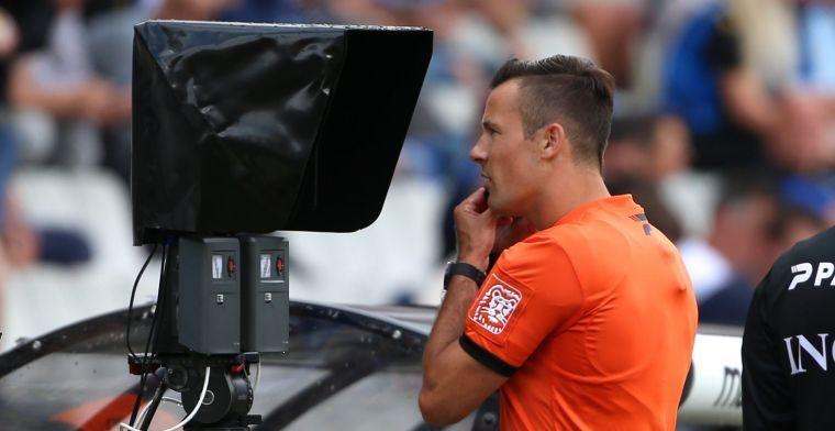 Van Driessche gefeliciteerd na Club Brugge  - Eupen: 'Bravo, ref!'