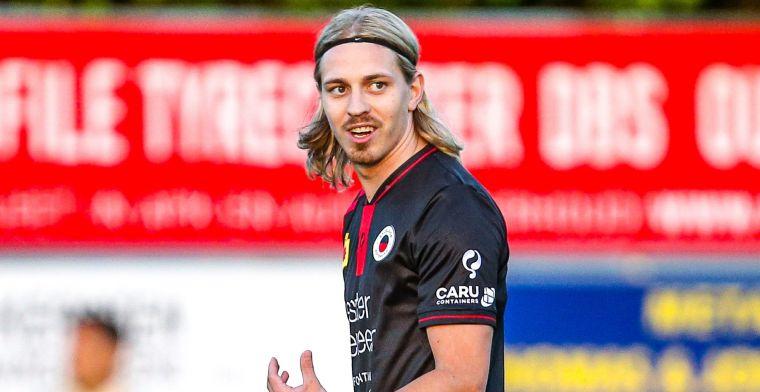 'Topscorer Ómarsson verkast naar Ligue 2: clubs naderen akkoord'