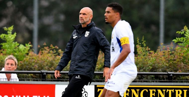 Vitesse worstelt in voorbereiding: 'Tannane niet op niveau dat hij kan helpen'