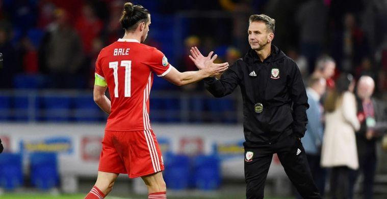 Ex-Genk trainer houdt het voor bekeken bij Wales en keert terug bij Arsenal