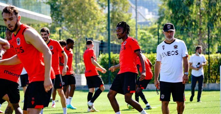 'Transfers van Kluivert en Stengs zorgen voor spanningen bij OGC Nice'