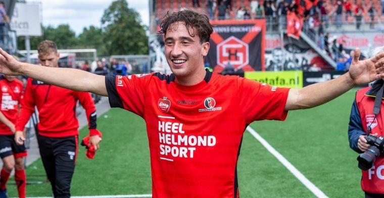 'Minste Eredivisie-speler in FIFA 18' stopt noodgedwongen met voetballen