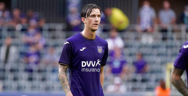Olsson kent Anderlecht-debuut in mineur: Zo wou ik ook niet beginnen