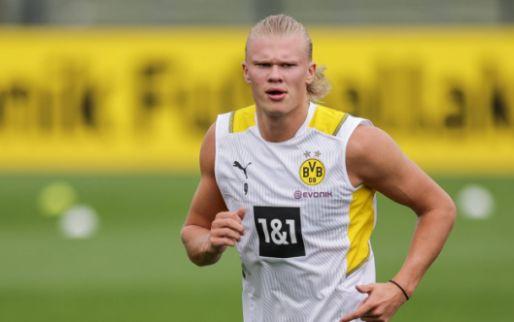 Afbeelding: Haaland verbaasd door 'vraagprijs' Dortmund: 'Heel veel geld voor één persoon'