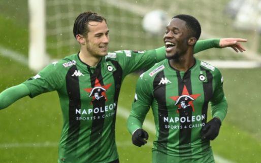 Afbeelding: Genk-target Ugbo toont zich in voorbereiding en scoort voor Chelsea