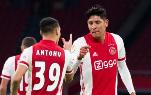 Overmars sluit vertrek van Ajax-tweetal uit: 'Kunnen wij heel duidelijk over zijn'