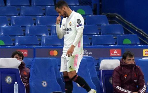 """Afbeelding: Hazard en Courtois beginnen eraan bij Real Madrid: """"Fantastische dingen doen"""