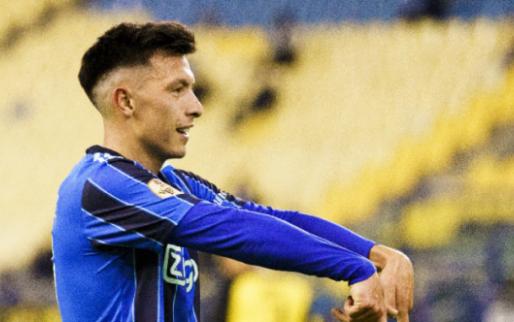 Overmars wil Martínez belonen bij Ajax: