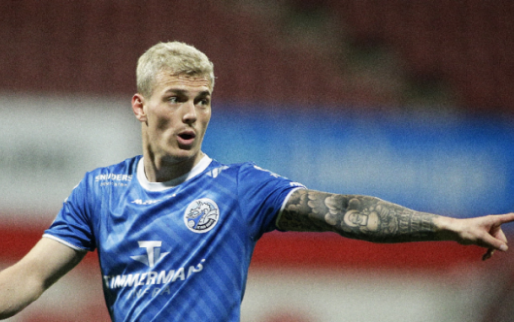 Afbeelding: FC Den Bosch-topscorer Hornkamp wil stap hogerop: spits kan naar Italië