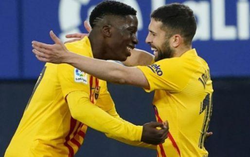 Afbeelding: Veelbesproken Barça-talent Moriba deelt online haatberichten: 'Serieus?'