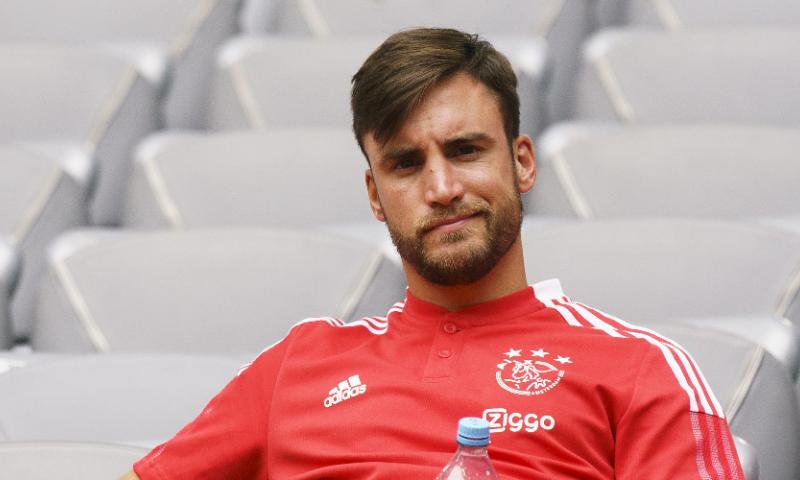 Afbeelding: Tagliafico in de markt gezet door zaakwaarnemer: 'Goede prestaties bij Ajax'