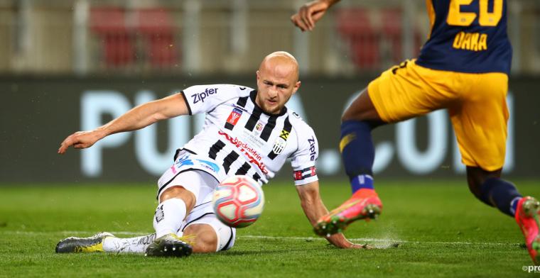 Moeilijk besluit om Linz te verlaten: 'Feyenoord heeft me extreem overtuigd'