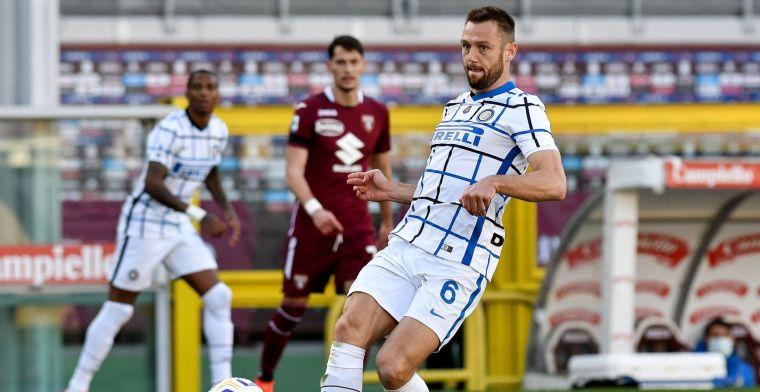 Wild gerucht uit Italië: Raiolo praat in Premier League over transfer De Vrij