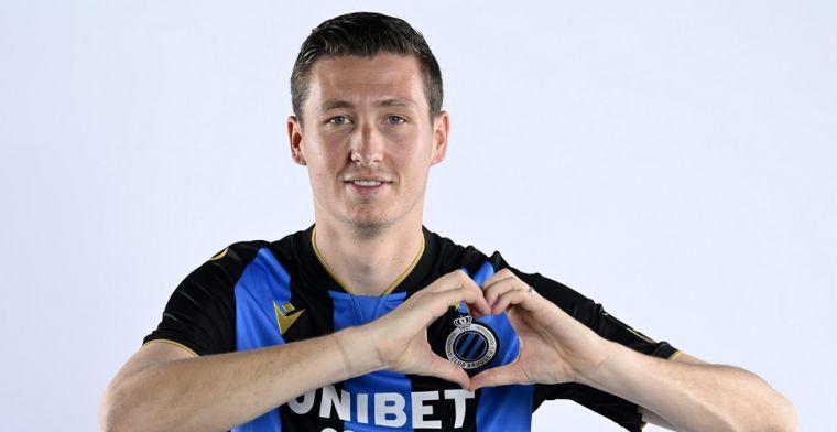 UPDATE: Lammens blijft staan, Mignolet krijgt bij Club Brugge rustig de tijd