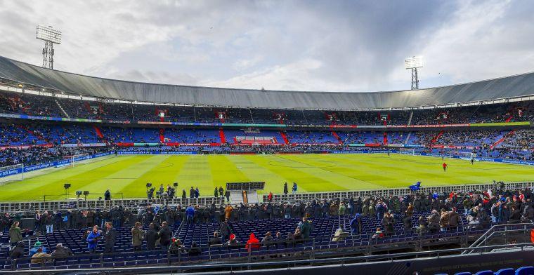 Feyenoord weet talent (17) binnenboord te houden: Het is snel gegaan