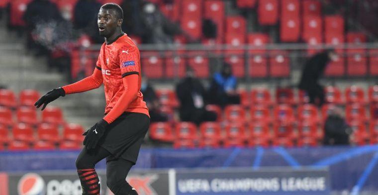 'RSC Anderlecht gaat voor komst van Stade Rennes-spits Niang'