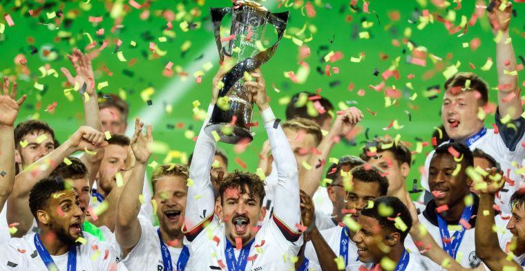 ED: PSV kijkt al naar Malen opvolger, jeugd-EK-winnaar Berisha in beeld