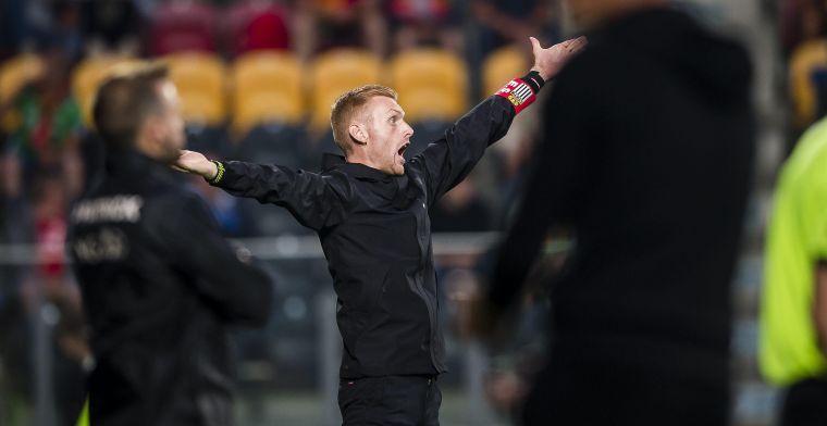 OFFICIEEL: Sporting Charleroi stuurt verdediger naar ex-club