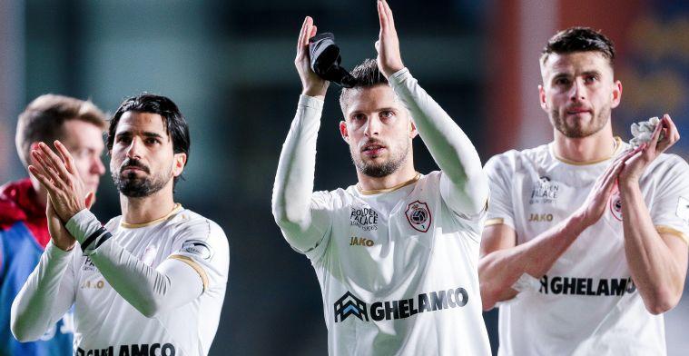 Anderlecht zoekt spits: 'Interesse Mirallas komt meer van speler zelf'
