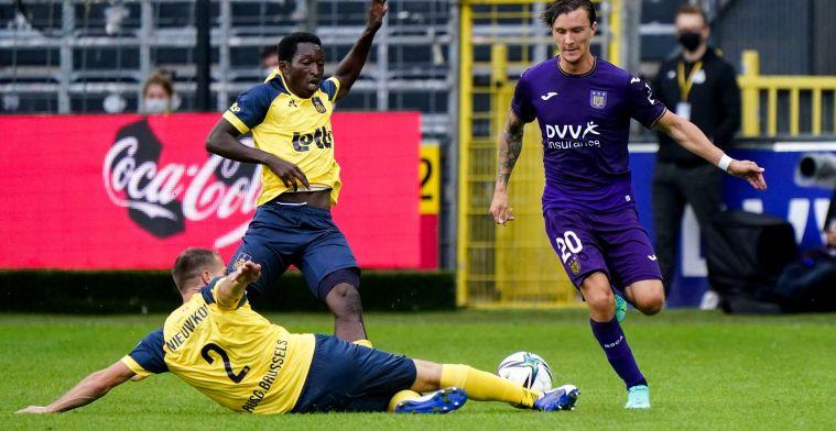 """Degryse is duidelijk: """"Oude problemen Anderlecht steken weer de kop op"""""""