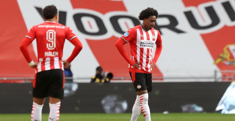 PSV wil focus behouden na 'transferdag': 'Gebeurt elk jaar bij een voetbalclub'