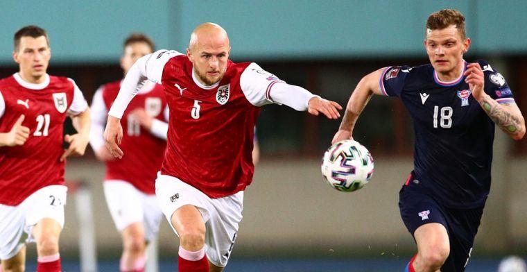 Feyenoord haalt Oostenrijkse rots Trauner: 'Ik zou hem vergelijken met Chiellini'