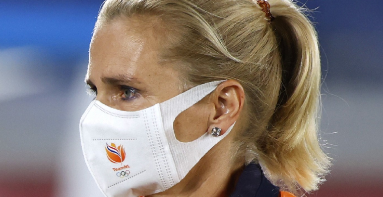 Bizarre Oranje-statistieken, Wiegman verbaasd: Zag het niet aankomen
