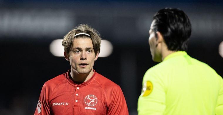 Hyballa is overtuigd na vijf goals voor Almere: aanvaller (21) naar Esbjerg