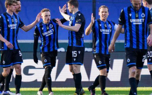 Club Brugge gaat goud: dit is het nieuwe uittruitje van Blauw-Zwart