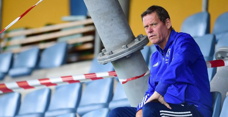 'Feyenoord-transfer nu totaal niet aan de orde: Arnesen moet aan de slag'