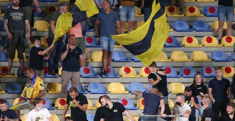 STVV houdt supportersvergadering: 'Bestuur is hard versterkingen aan het zoeken'