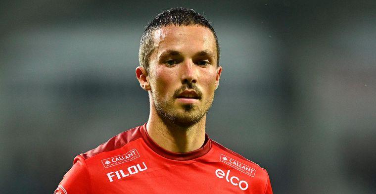 Anderlecht won informatie in: 'Paars-wit sprak de entourage van D'Arpino aan'