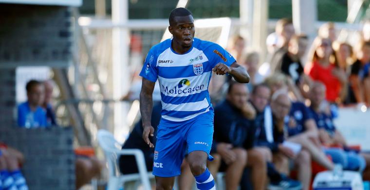 Clubloze oud-Ajacied in ieder geval tot zaterdag op proef bij FC Emmen