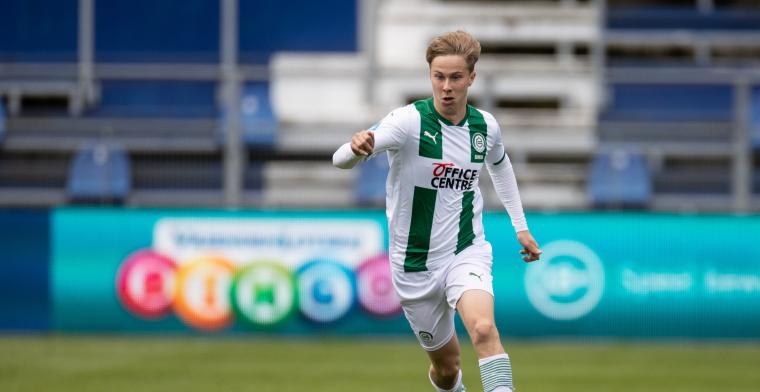 Overbodige Schreck verkast op huurbasis van Groningen naar 2. Bundesliga