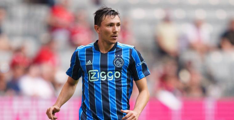 'Niet leuk als de aanvoerder van Feyenoord naar Ajax gaat, maar zo gaat dat soms'