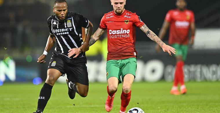 """Ilaimaharitra dacht aan vertrek bij Charleroi: """"Dat heeft me deugd gedaan"""""""